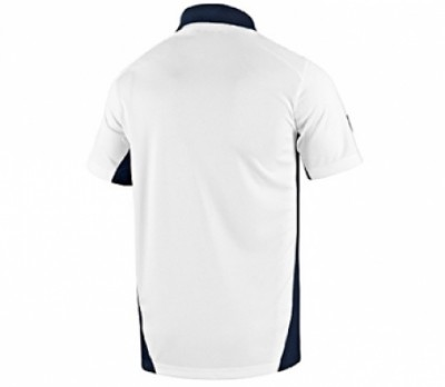 Adidas Barricade Team Polo Blanc