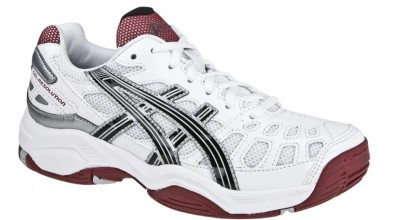 Asics Gel Resolution GS 3 2011 Blanches